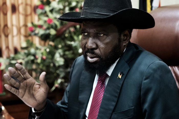 S. Sudan's President Kiir 'disappointed' by the country's governors