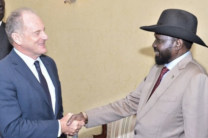 UN Envoy: South Sudan has Potential, Needs to Hold Elections