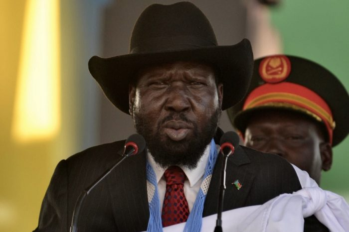 Kiir sacked Nhial and replaces army, security chiefs.