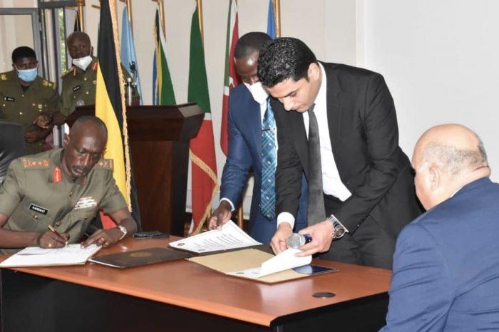 Uganda Egypt to share Intelligence Amid Strain Over Ethiopia Dam