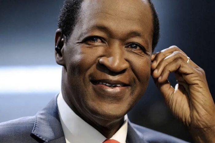 Burkina Faso ex-president Compaoré to be tried in Sankara murder case