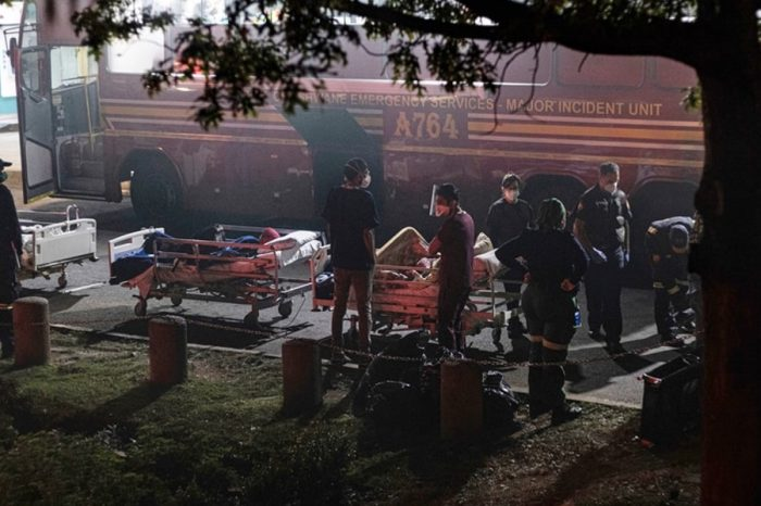 Nearly 700 Patients Evacuated in Johannesburg Hospital Fire