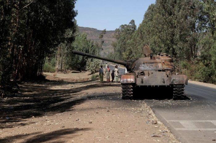 Eritrea admits presence in Ethiopia's Tigray, tells U.N. withdrawing