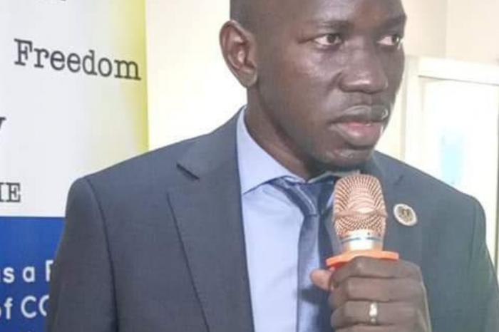 OPP OFFICIALS DEMAND FOR REINSTATEMENT OF MINISTER LOKUDU