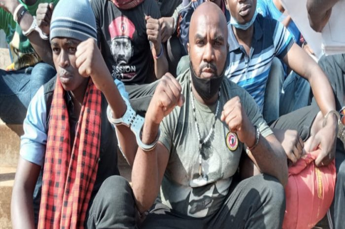 18 Bobi supporters released on bail after spending 5 months on remand