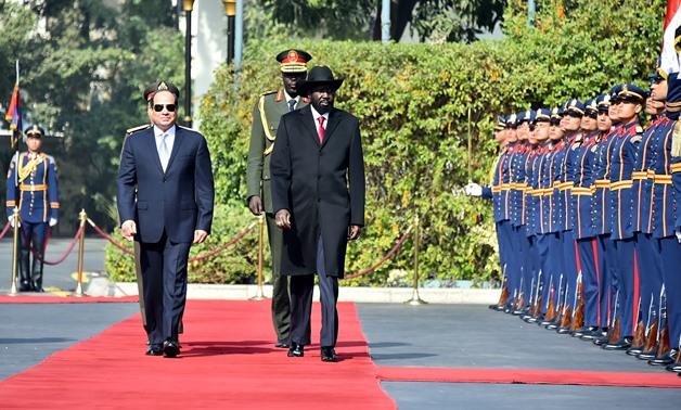 Egypt Needs South Sudan: South Sudan Does Not Need Egypt