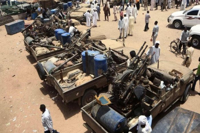 UN extends South Sudan arms embargo for another year