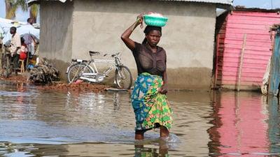 Thousands displaced as floods hit Burundi