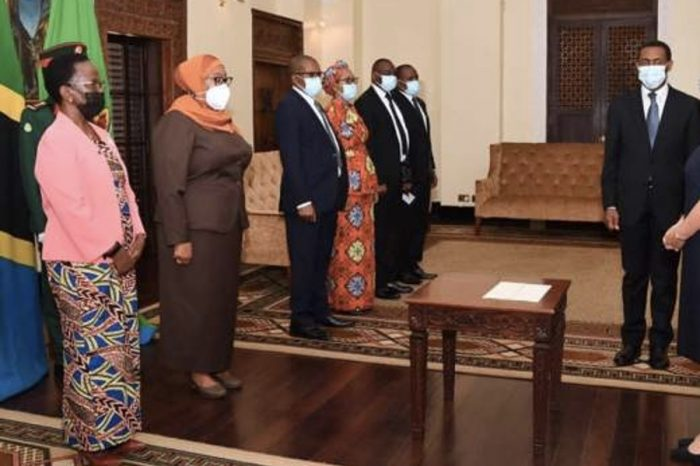 Tanzania State House introduces Covid measures