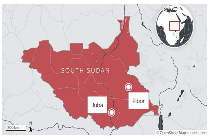 It is time South Sudan looks inward and increase domestic production as the UK cuts aid