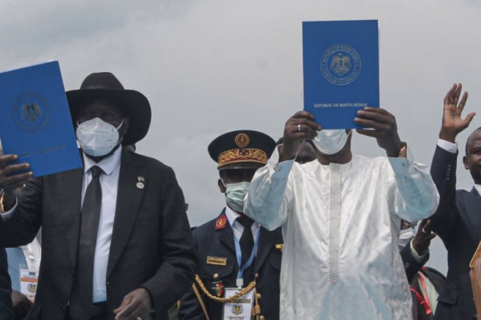 South Sudan starts to draft its constitution
