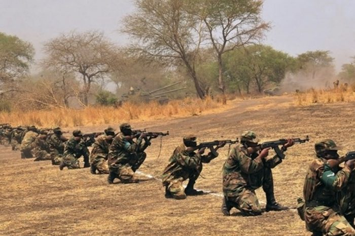 South Sudan: It is dangerous to lift the arms embargo without having One united force