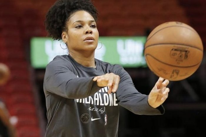 Meet Lindsey Harding who coaches in the NBA and now in South Sudan