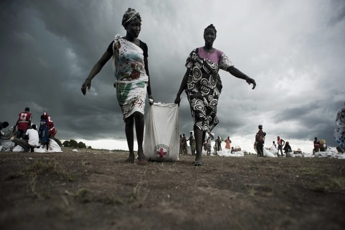 The deteriorating humanitarian situation in South Sudan