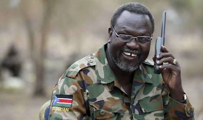 Tension brews in SPLA-IO camp as Machar declares suspension of director of military intelligence 'invalid'