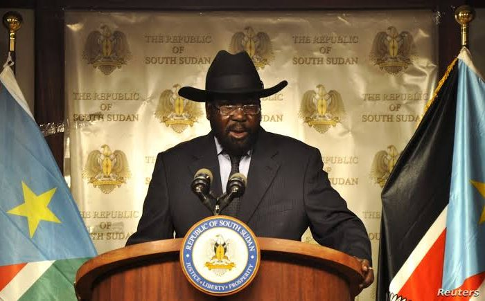 """""""It's about our image"""" - South Sudan Gov't tells UN, want a review of the arms embargo extension"""