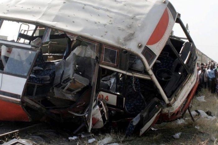 15 people die in road accident in Uganda