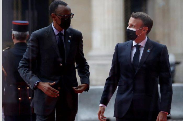 Macron Plans First Visit to Rwanda this Month