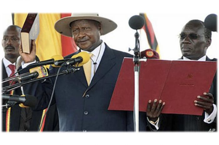 Museveni, a six-time presidential winner with so many unfulfilled promises in his inaugural speeches.