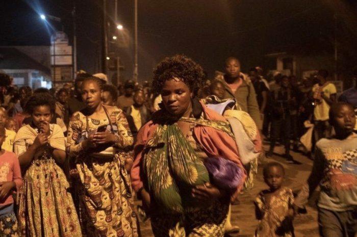 Mount Nyiragongo: DR Congo plans to evacuate city as volcano erupts