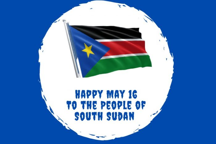 Monday, May 17 declared a public holiday to commemorate 38th anniversary of the founding of the SPLM/SPLA