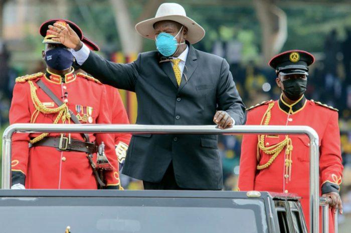 President Museveni's Full Inauguration Speech