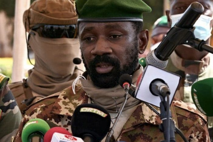 Mali's coup leader Assimi Goïta seizes power again