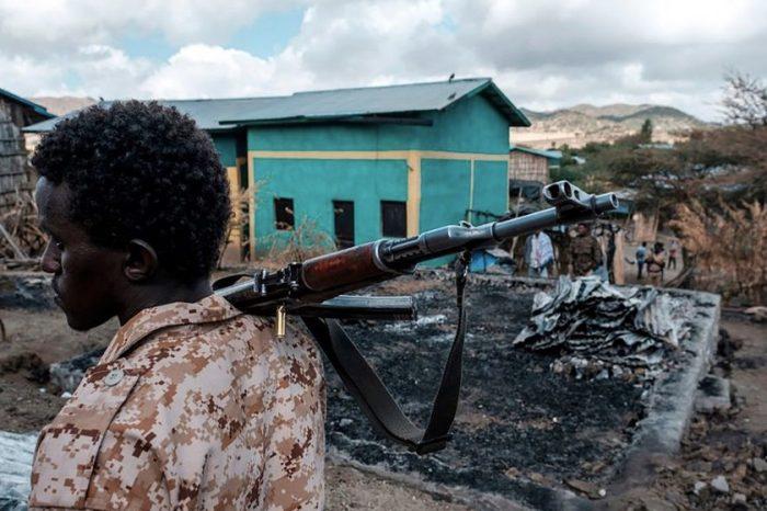 US imposes sanctions on Ethiopia over Tigray crisis