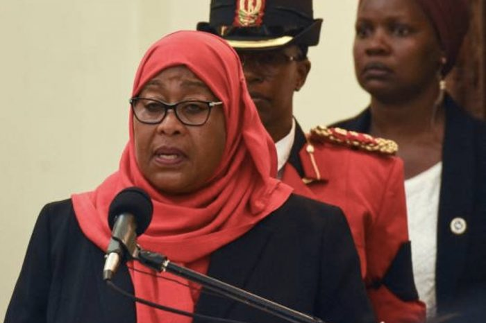 Tanzania President Samia Suluhu to visit Kenya on Tuesday