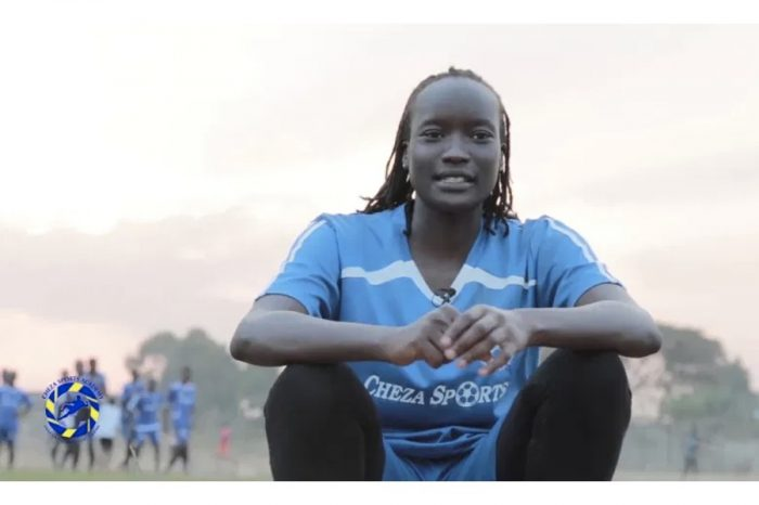 Bred in Kenya, Lasu set to captain South Sudan against her friends in the Starlets