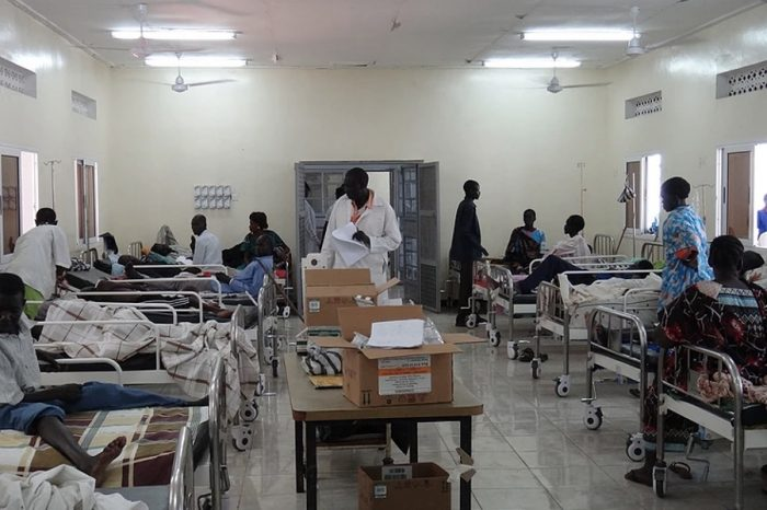 South Sudan Doctors' Union calls for better salary and working conditions