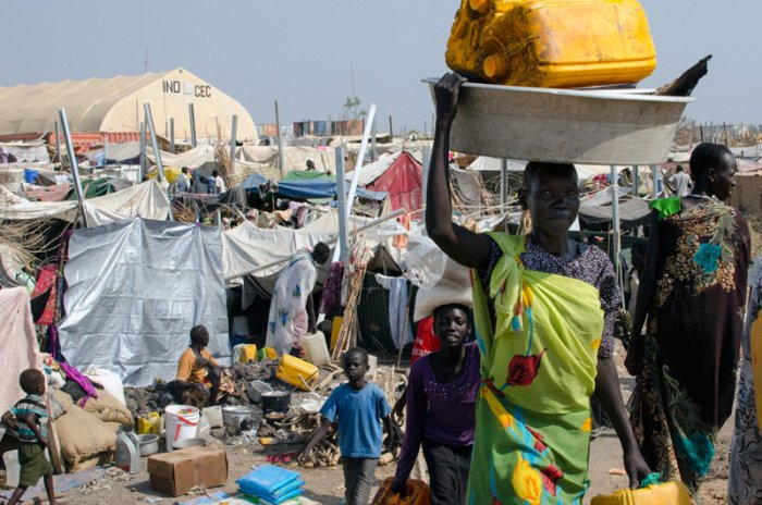 PANIC AMONG MALAKAL IDPS AS UN SECURITY MISSION WITHDRAWS FROM TOWN
