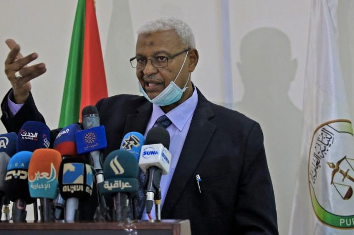 Hand over militaries who killed protesters- Sudan's attorney general