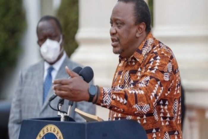 Kenya court annuls plan to amend  constitution
