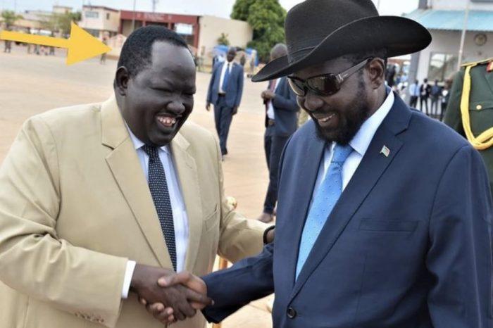 Kiir dissolves NDC, reconstitutes parliament, Tut Gatluak now a member of R-TNLA