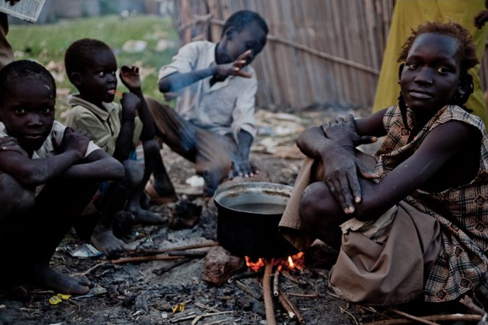 South Sudan faces the highest hunger levels in its ten-year history as a nation -A result of insensitive leadership