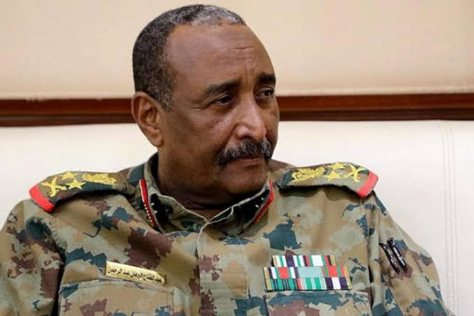 Burhan denies divisions among Sudan's military component