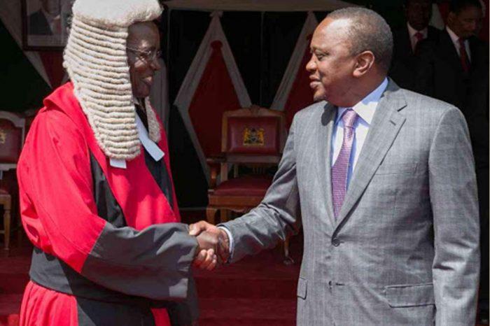 Maraga calls on MPs to impeach President Kenyatta as Executive-Judiciary fight continues