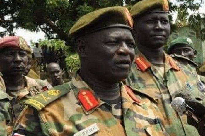 General Boutros Bol Bol is dead
