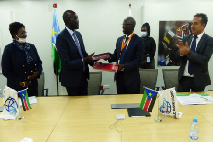 World Bank to finance South Sudan Ministry of Agriculture with $113.2 million