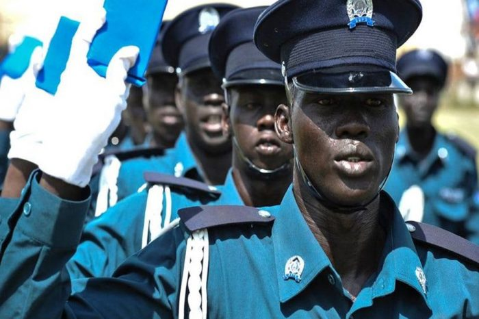 South Sudanese concerned as National Police Service is set to graduate police personnel