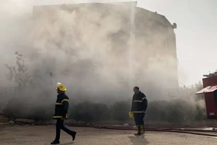Six girls die in Egypt detention center fire