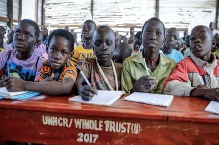 South Sudan's children have to choose between school or work for food