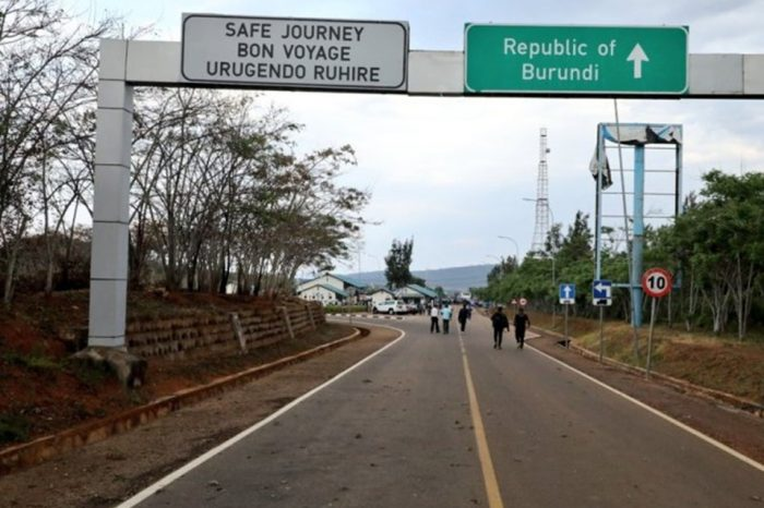 Land border between Burundi and DR Congo officially reopens
