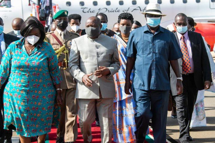 Kenya, Burundi ink deals to shore up bilateral relations