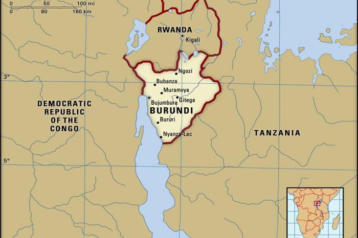 Gunmen kill 15 and torch minibuses in Burundi