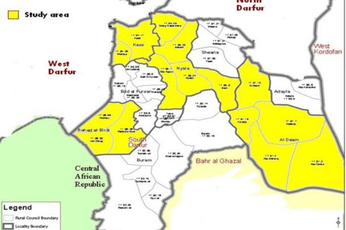 36 killed, 32 injured in tribal clashes in Sudan's South Darfur