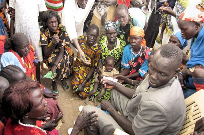 Power of participatory approach to peace in South Sudan.