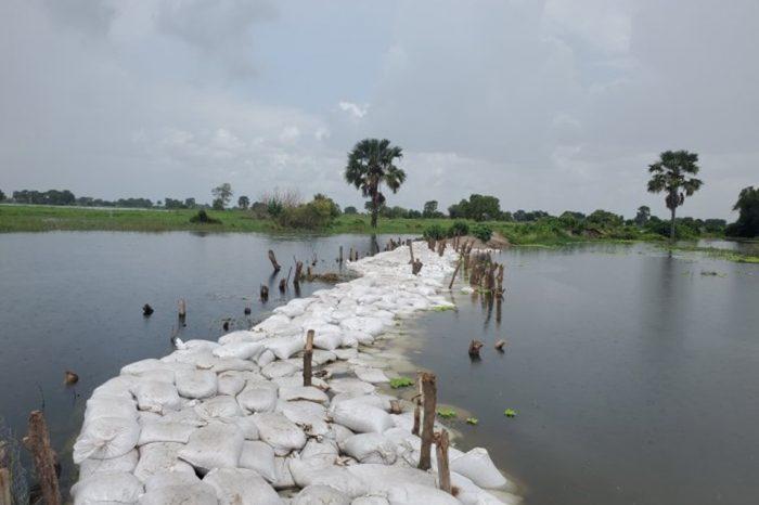 Jonglei Civil Organizations call for speedy work on dykes