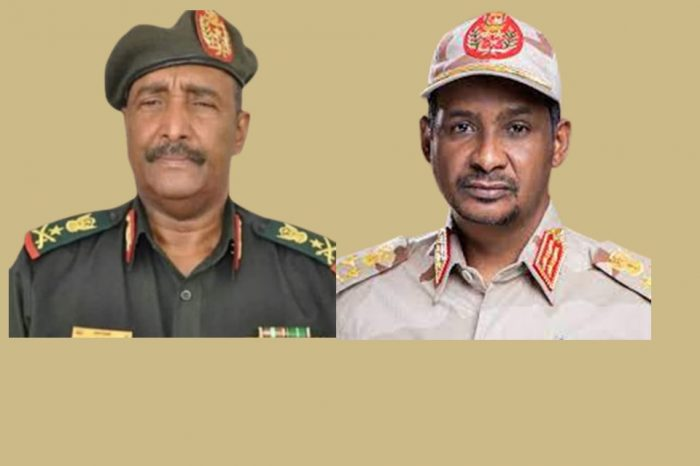 Fear grip Khartoum's residents as differences widen between two leading senior commanders over army integration
